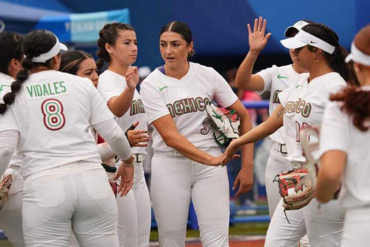 Revelan indisciplinas al interior del equipo de softbol de México; serían expulsadas 12 jugadoras